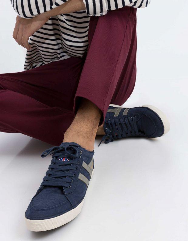 נעלי גברים - Gola - סניקרס COMET - כחול   אפור