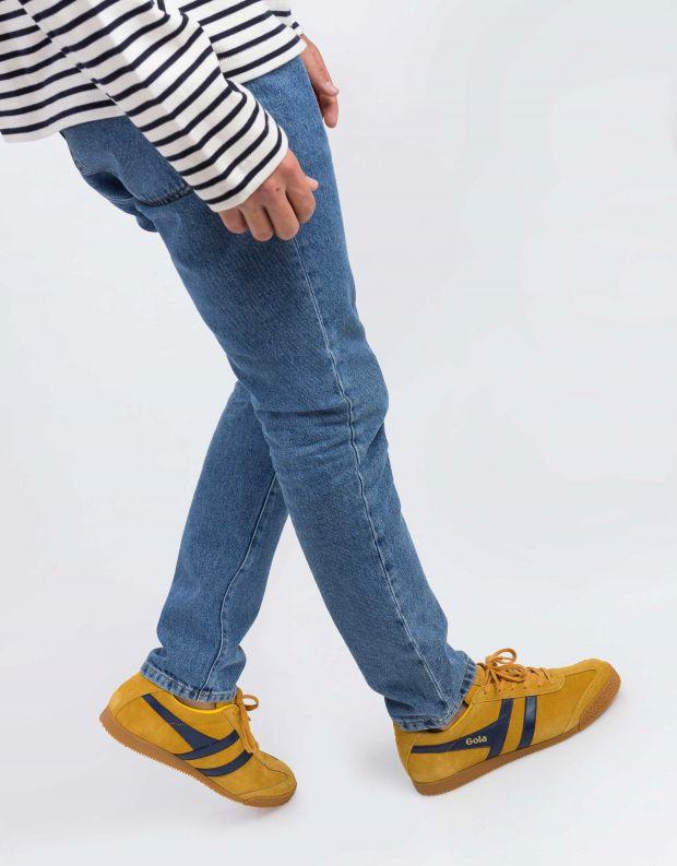 נעלי גברים - Gola - סניקרס HARRIER - צהוב   כחול