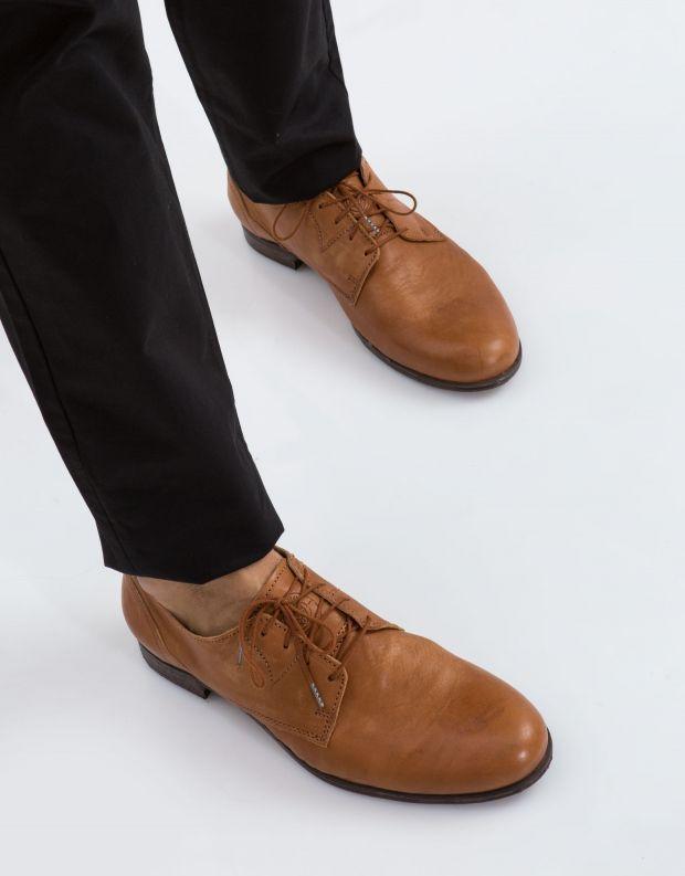 נעלי גברים - Sneaky Steve - נעל DIRTY LOW - קוניאק