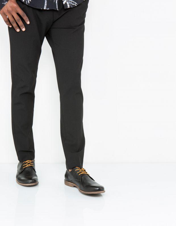 נעלי גברים - Sneaky Steve - נעל FALL LOW - שחור