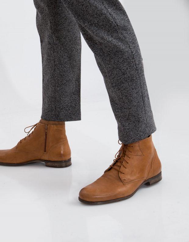 נעלי גברים - Sneaky Steve - נעל  DIRTY MID - קוניאק