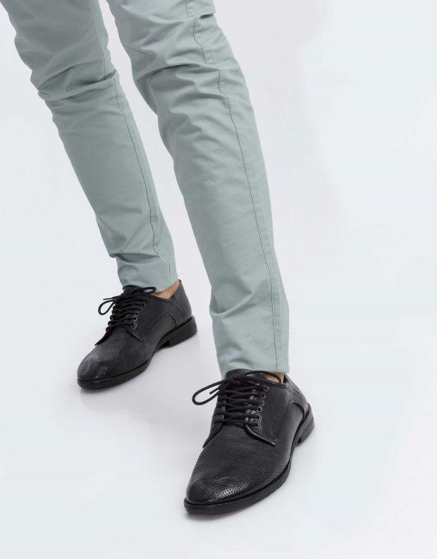 נעלי גברים - A.S. 98 - נעל DRENGE - שחור