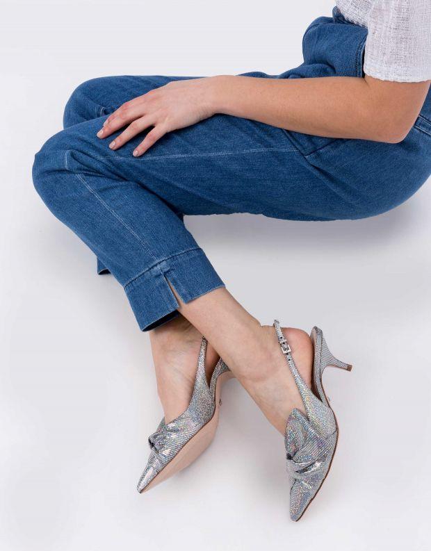 נעלי נשים - Schutz - סירה GRACE - כסף