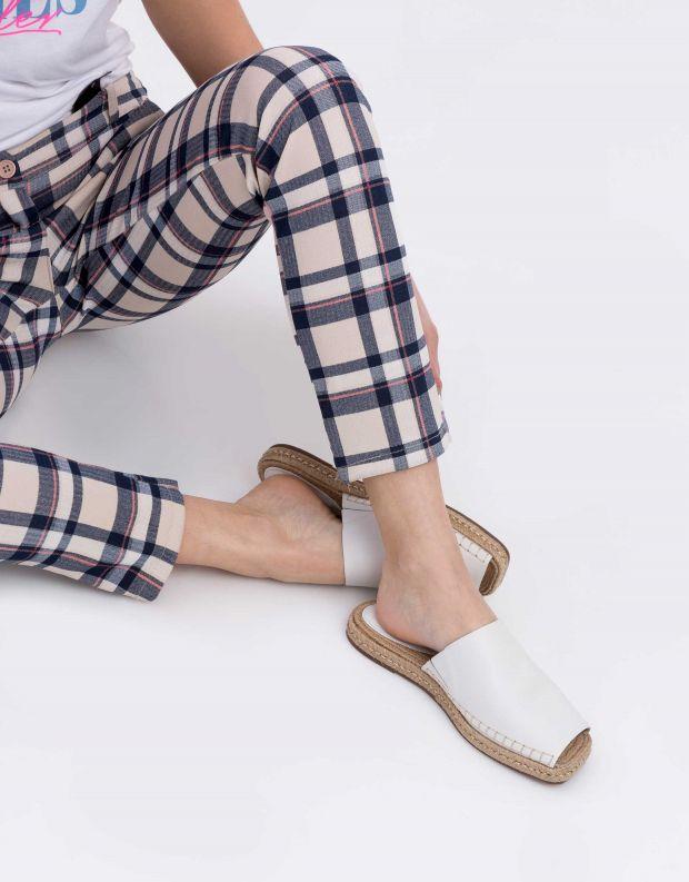 נעלי נשים - Schutz - קבקב LUIZA - לבן