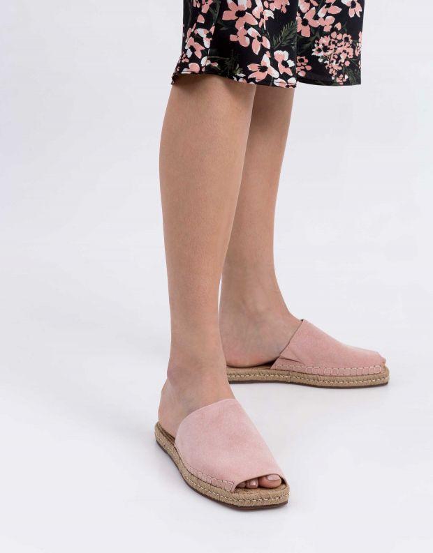 נעלי נשים - Schutz - קבקב LUIZA - ורוד בהיר
