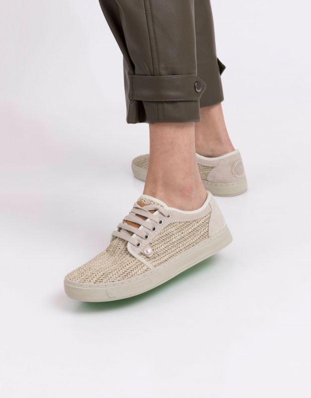 נעלי נשים - Satorisan - סניקרס HEISEI TROPIC - אופוויט