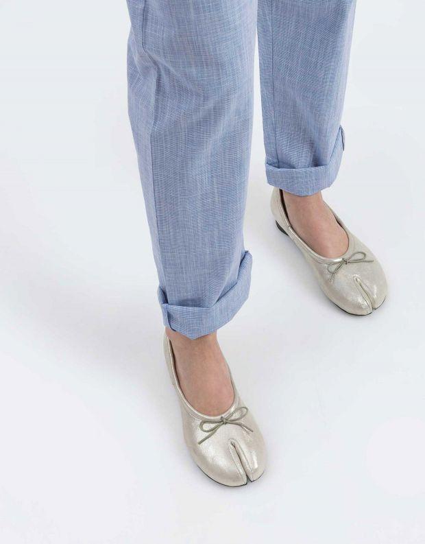 נעלי נשים - Yuko Imanishi - נעל HACHI - זהב