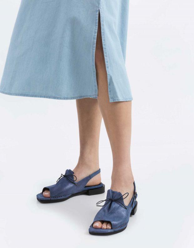 נעלי נשים - Yuko Imanishi - סנדלי AOI - כחול