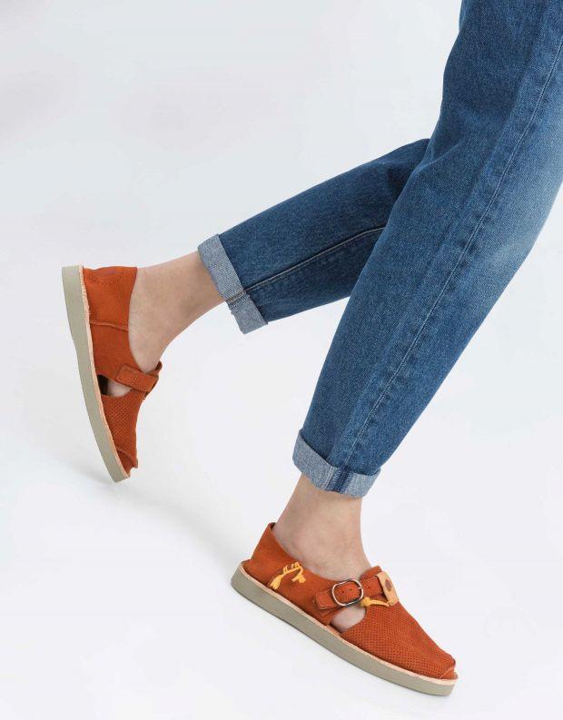 נעלי נשים - Satorisan - נעל BENIRRAS PUNCH - חמרה