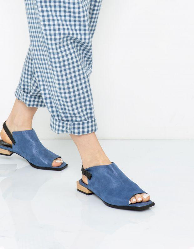 נעלי נשים - Yuko Imanishi - סנדל YUI - כחול