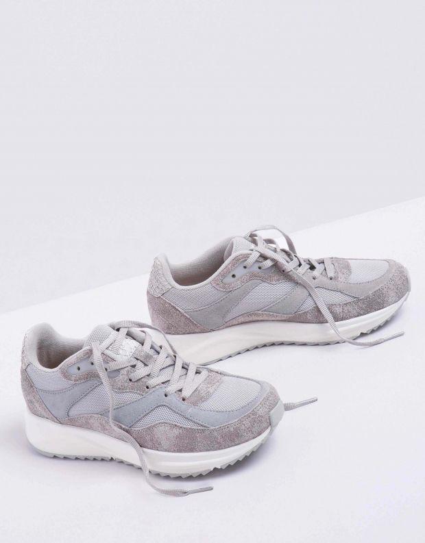 נעלי נשים - Woden - סניקרס SOPHIE BREEZE - אפור בהיר