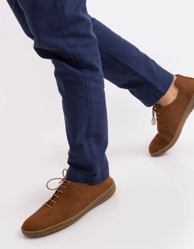 נעלי גברים - El Naturalista - נעל AMAZONAS - חום