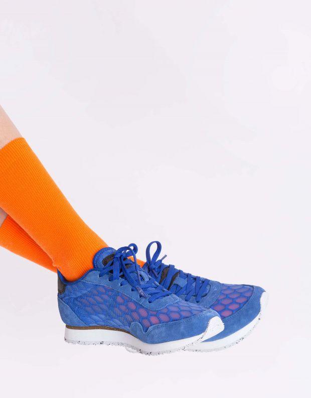 נעלי נשים - Woden - סניקרס NORA MESH - כחול