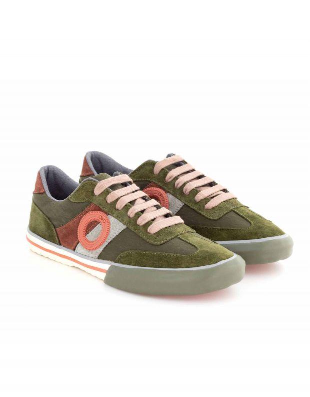 נעלי נשים - Aro - סניקרס POL - זית