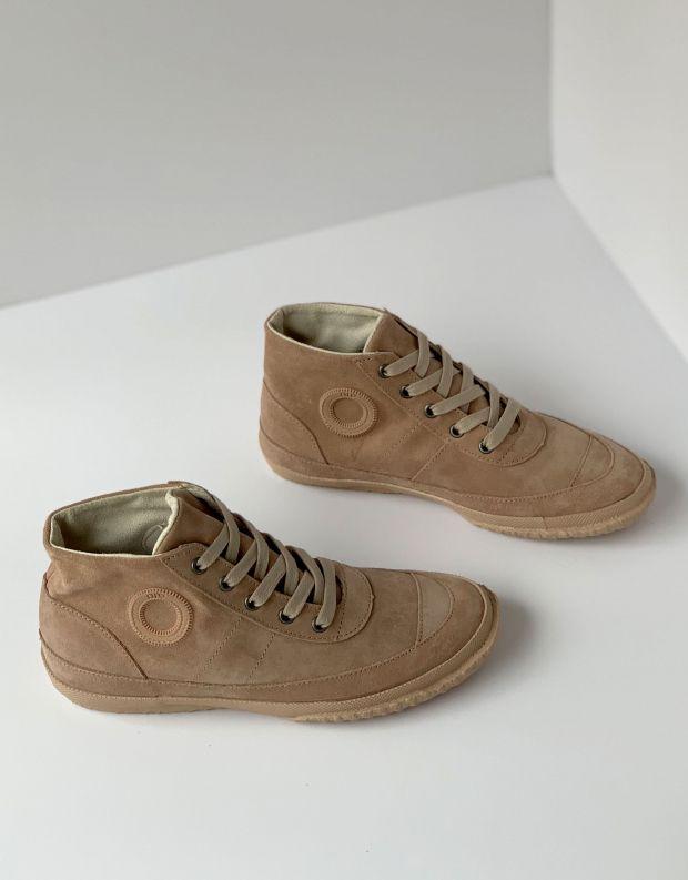 נעלי נשים - Aro - סניקרס זמש WILLY - ניוד