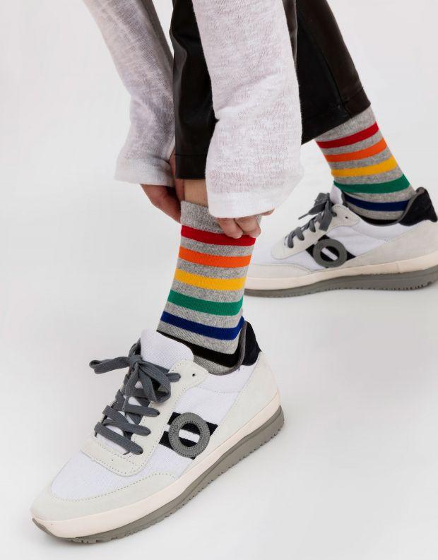 נעלי נשים - Aro - סניקרס JAQ - לבן