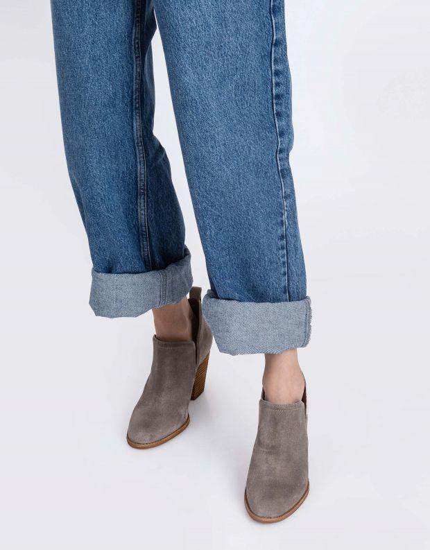 נעלי נשים - Jeffrey Campbell - נעלי עקב ROSALEE - אפור