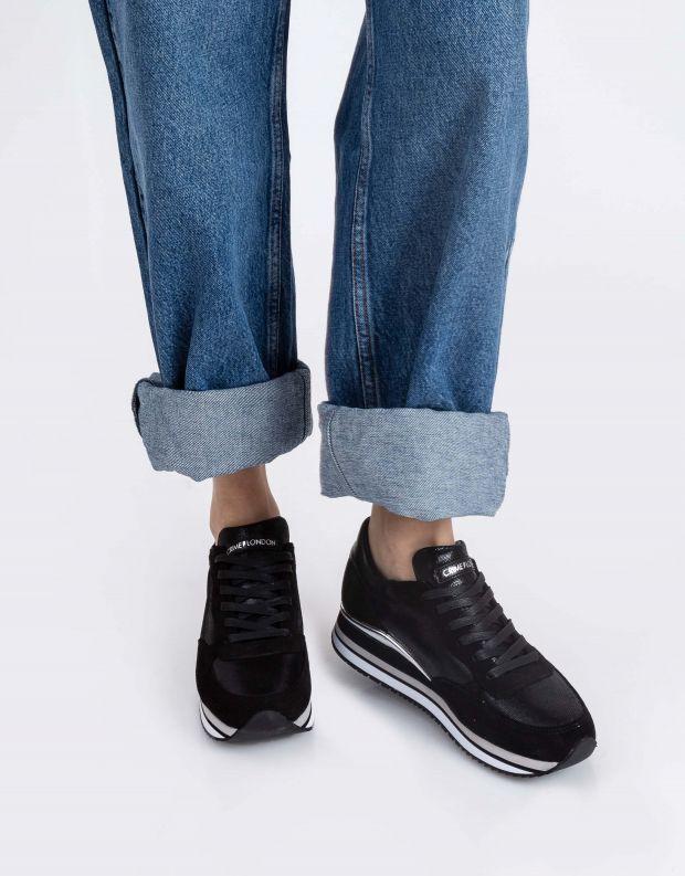 נעלי נשים - Crime London - סניקרס DYNAMIC - שחור