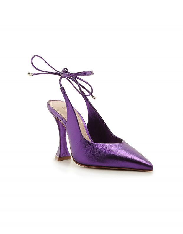 נעלי נשים - Schutz - נעלי סירה POKA - סגול