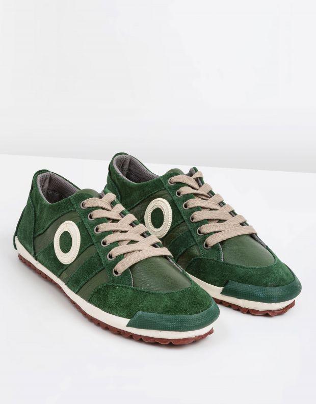 נעלי גברים - Aro - סניקרס IDO B - ירוק