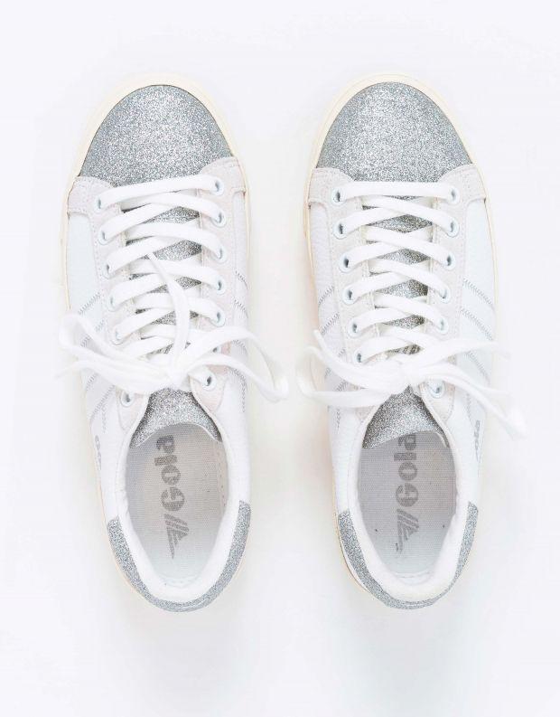 נעלי נשים - Gola - סניקרס ORCHID GLITTER - לבן