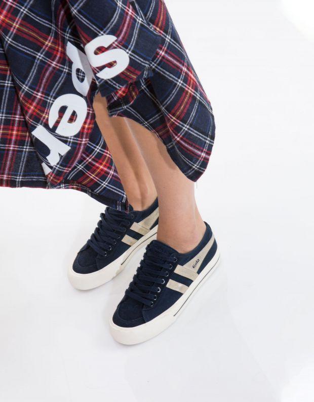 נעלי נשים - Gola - סניקרס QUOTA II MIRROR - כחול כהה