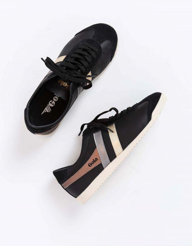 נעלי נשים - Gola - סניקרס BULLET TRIDENT - שחור