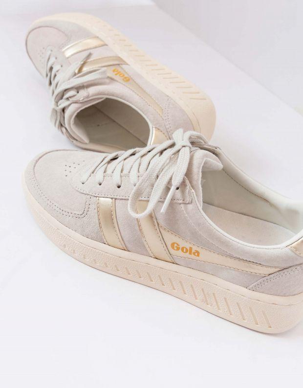 נעלי נשים - Gola - סניקרס GRANDSLAM PEARL - אופוויט