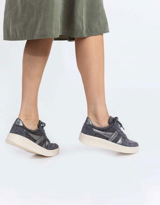נעלי נשים - Gola - סניקרס GRANDSLAM SAVANNA - אפור