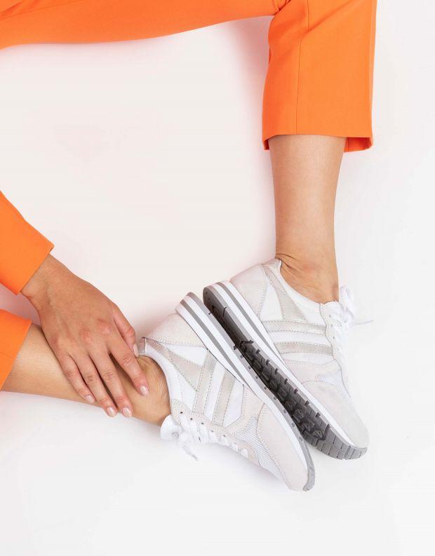 נעלי נשים - Gola - סניקרס DAYTONA MIRROR - לבן