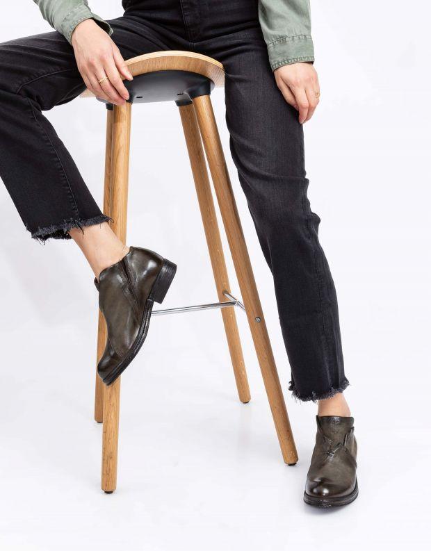 נעלי נשים - A.S. 98 - נעל VERTI - ירוק