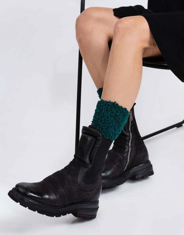 נעלי נשים - A.S. 98 - מגפוני צ'לסי LOUISE - שחור