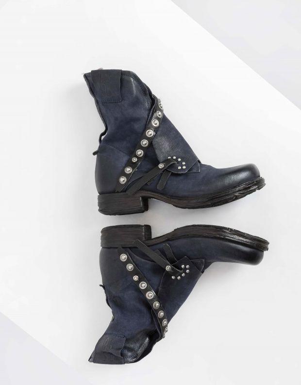 נעלי נשים - A.S. 98 - מגפון SAINTEC מעטפת - כחול