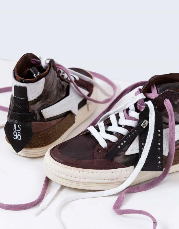 נעלי נשים - A.S. 98 - סניקרס MIND - חציל