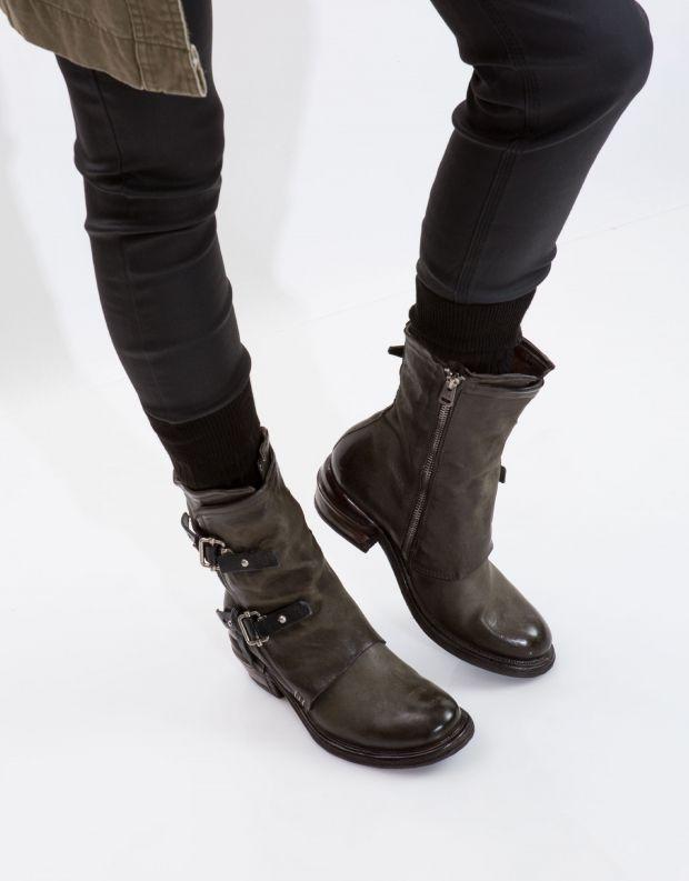 נעלי נשים - A.S. 98 - מגפון IGNIX מעטפת - חאקי