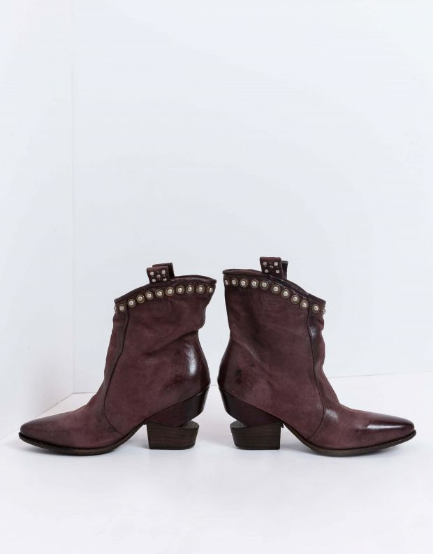 נעלי נשים - A.S. 98 - מגפוני TINGET ניטים - חציל