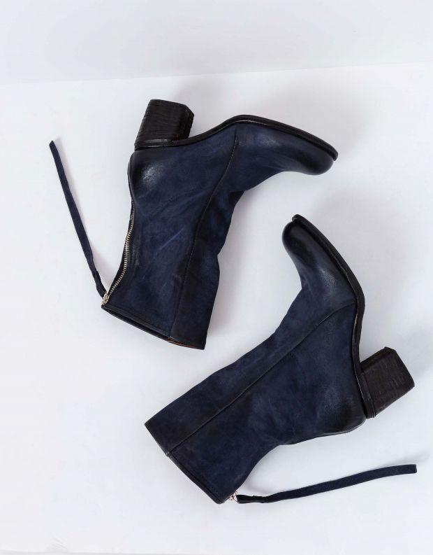 נעלי נשים - A.S. 98 - מגף BALTIMORA - כחול