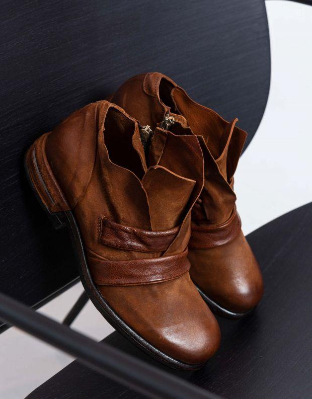 נעלי נשים - A.S. 98 - נעליים עם רצועות TEAL - חום
