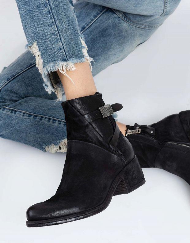 נעלי נשים - A.S. 98 - מגפון OPEA - שחור