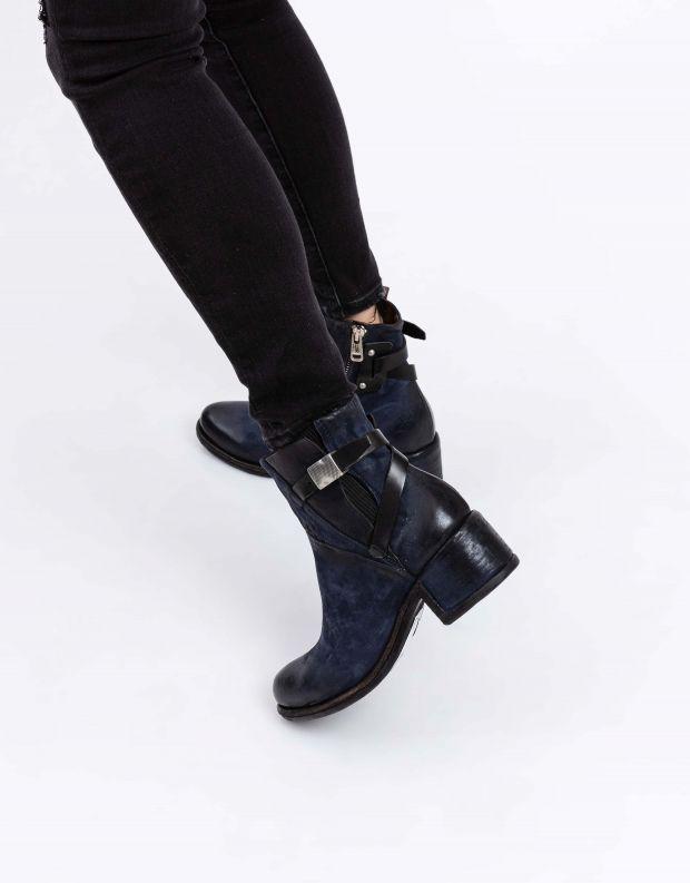 נעלי נשים - A.S. 98 - מגפון OPEA - כחול
