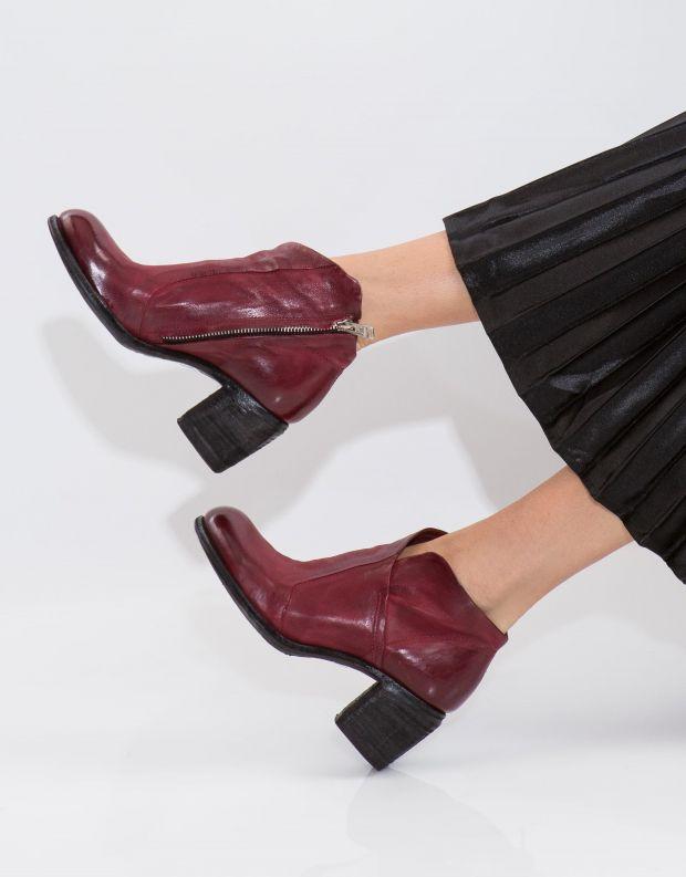 נעלי נשים - A.S. 98 - מגפון BALTIMORA - אדום