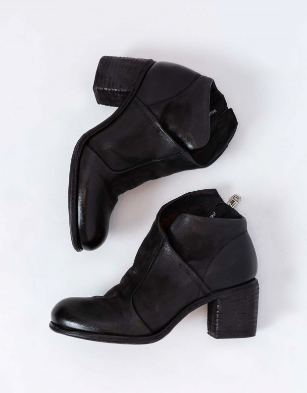 נעלי נשים - A.S. 98 - מגפון BALTIMORA - שחור