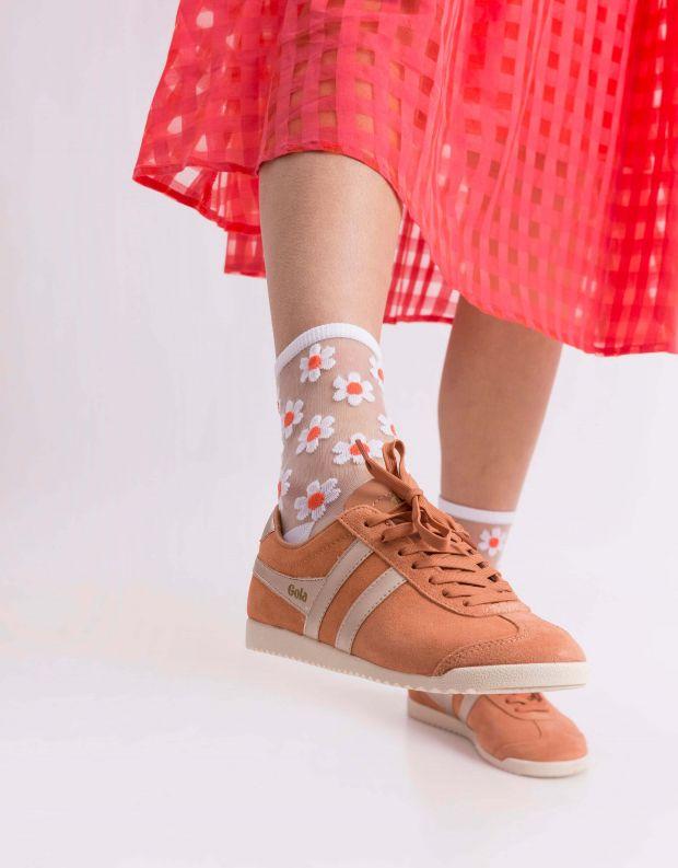 נעלי נשים - Gola - סניקרס BULLET PEARL - אפרסק