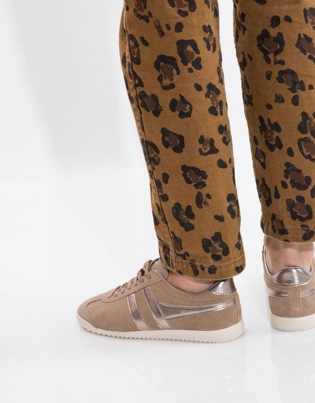 נעלי נשים - Gola - סניקרס BULLET PEARL - בז'