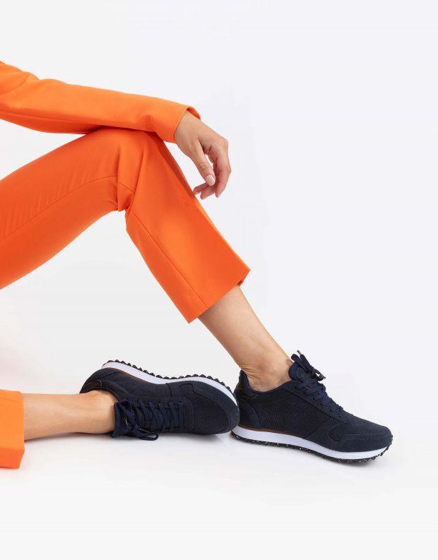 נעלי נשים - Woden - סניקרס YDUN PEARL - כחול
