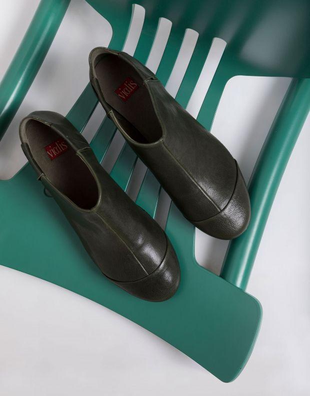 נעלי נשים - Vialis - מגפון LU - ירוק