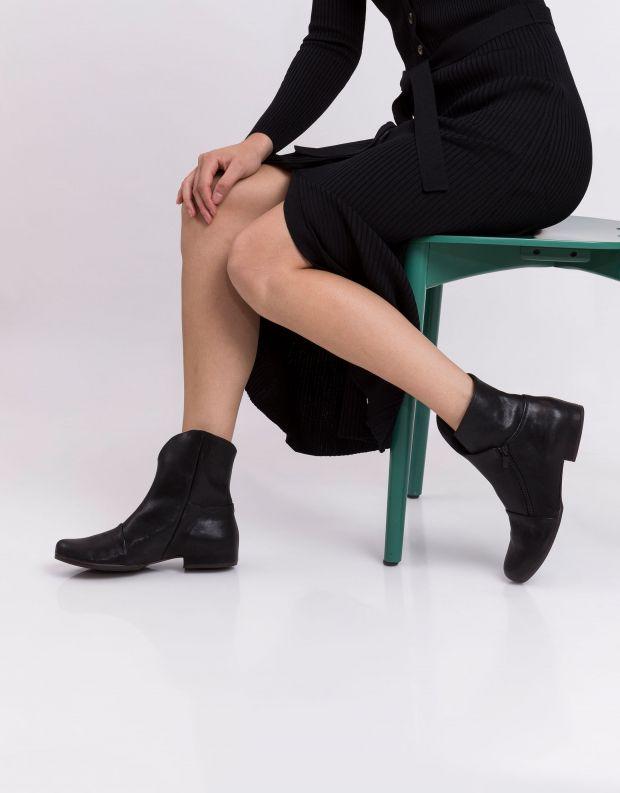 נעלי נשים - Vialis - מגפון JAPON - שחור