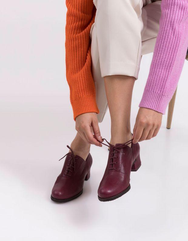 נעלי נשים - Vialis - נעליים סגורות STELLA - בורדו
