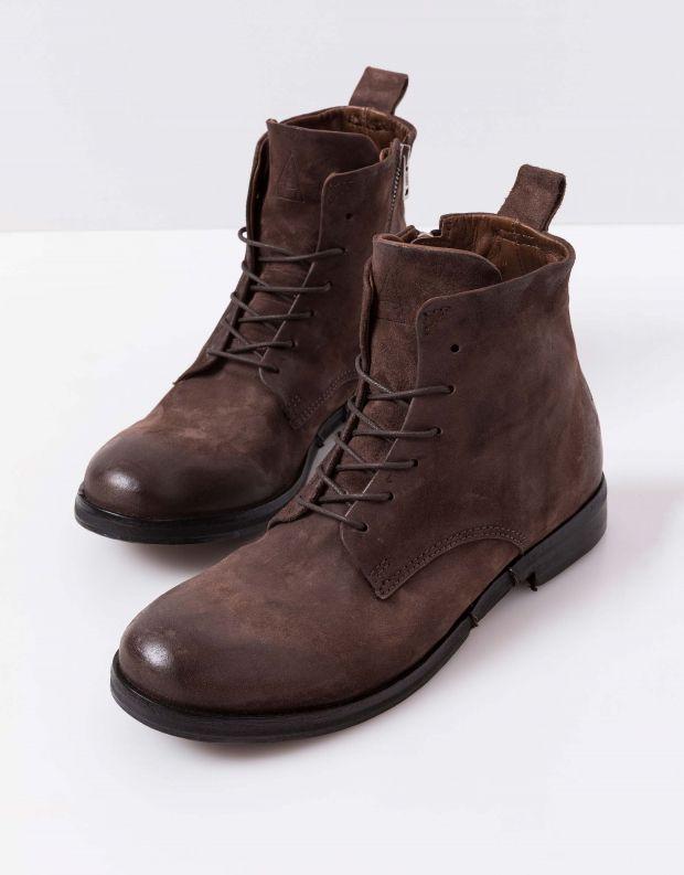 נעלי גברים - A.S. 98 - נעליים גבוהות ACTON - חום