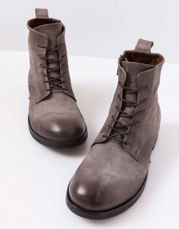 נעלי גברים - A.S. 98 - נעליים גבוהות ACTON - אפור